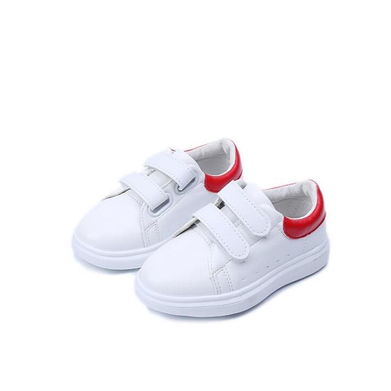 Spring autumn Children girls boy Casual Board Shoes sport fashion school shoes 3colors 21-30 TX05