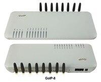 GoIP 8 ports voip passerelle gsm/voip sip passerelle/IP GoIP 8 GSM Passerelle/Haute qualité-prix spécial