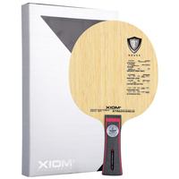 XIOM Table Tennis Blade STRADIVARIUS 5 wood+2 carbon Fast attack+ Loop racket racquet ping pong bat paddle tenis de mesa
