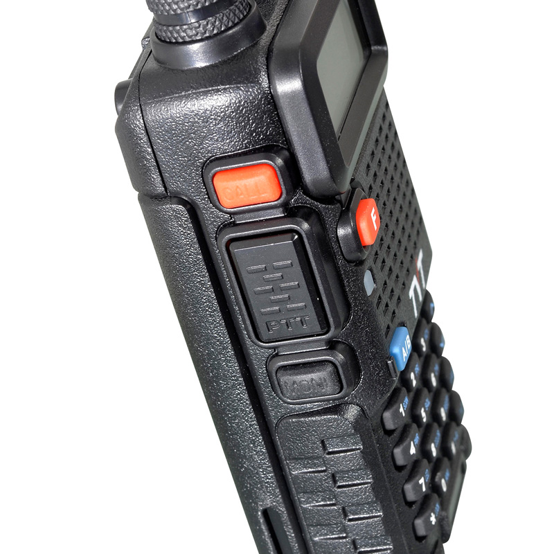 Image 2 - TYT TH UVF8 Walkie Talkie VHF & UHF 136 174 & 400 480MHz 256CH DTMF 8 Group Scrambler Dual Display Dual Standby Two Way Radio-in Walkie Talkie from Cellphones & Telecommunications