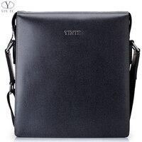 YINTE 2016 Fashion Men's Messenger Bags Leather Men Bags Shoulder Bag Famous Brand Business Crossbody Bags Portfolio T8611 2