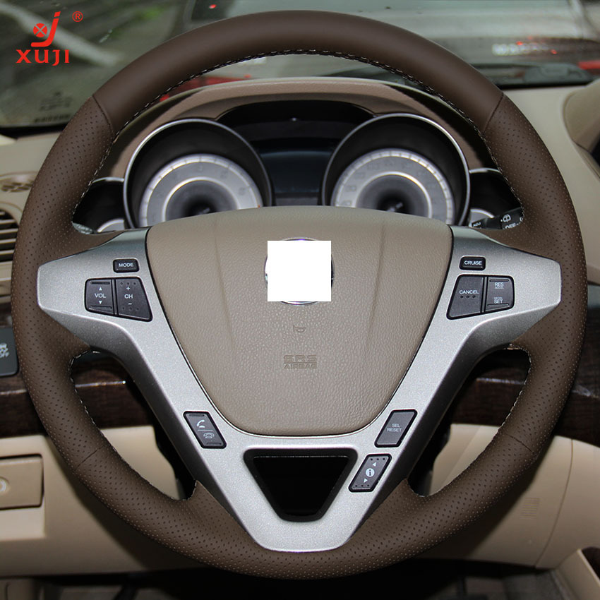 Steering Wheel Cover For Acura MDX 2009 2012 XuJi Car