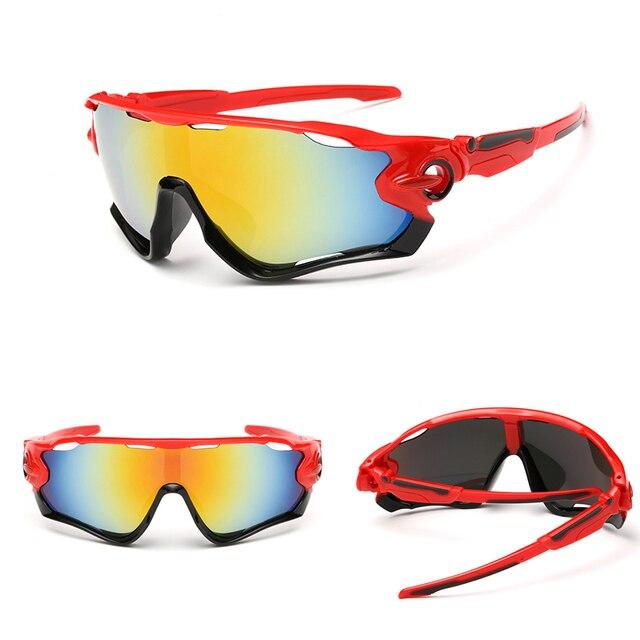 Radfahren gläser Sonnenbrille für männer frauen Radfahren Brille  Mountainbike Fahrrad Reiten Schutzbrille Mtb Unisex Brillen
