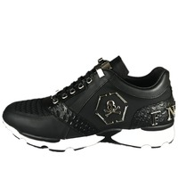 F.N.JACK Men's Sneakers Running Fashion Shoes Laufschuhe Hanzo Skull Lion Trainers