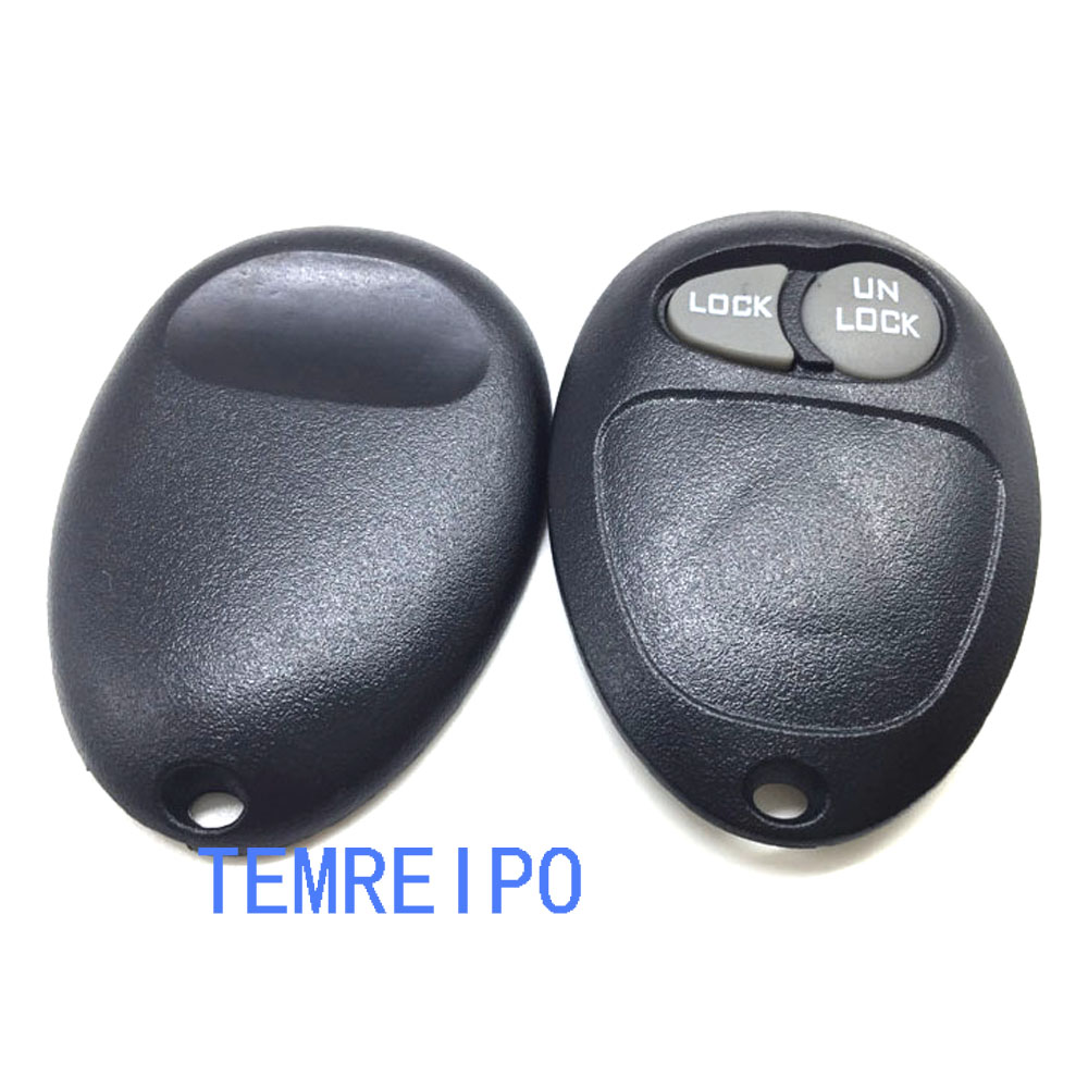 Conscientious 2 Button Replacement Remote Car Key Shell Case Fob For Buick Pontiac Montana Chevy Venture Olds Silhouette Lovely Luster