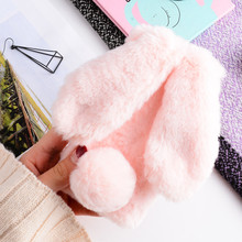 00fa0ad36e Buy fluffy rabbit case lg and get free shipping on AliExpress.com