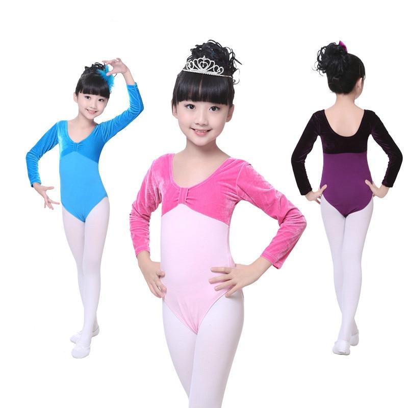 Girl Kids Lace Short Sleeve Ballet Dance Dress Gymnastics Leotard Body Dancewear