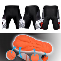 Bicycle Clothes Outdoor Sportswear Men Cycling Bicycle Bike Team Sports 3D Padded Cycle Shorts Tights M 3XL