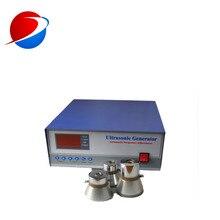 2000W/20KHZ Ultrasonic Cleaning Machine Generator, Power Supply Dual