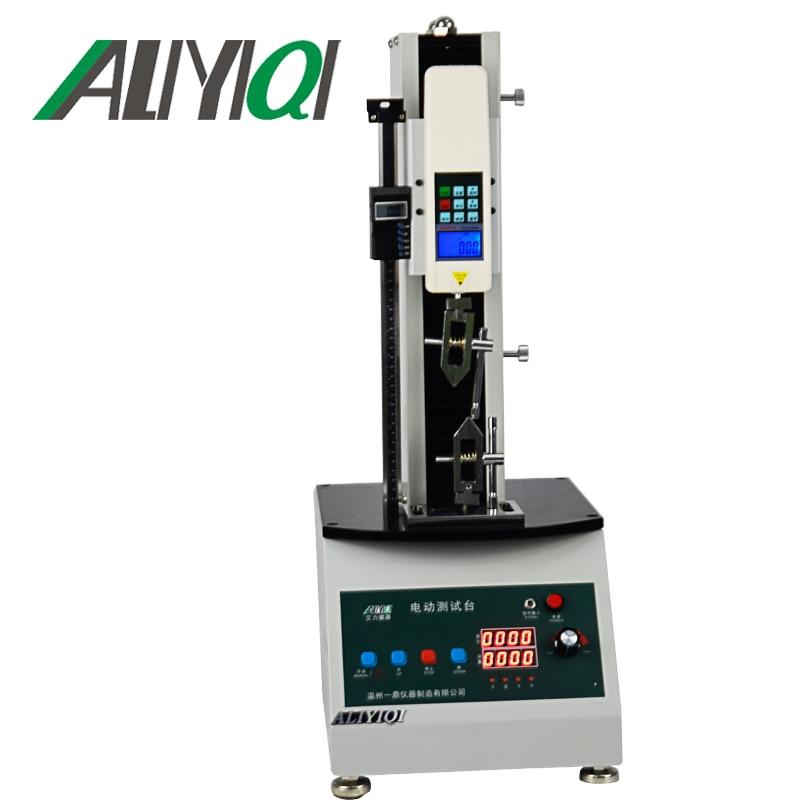 Ael Single Column Tensile Test Machine Membrane Tensile