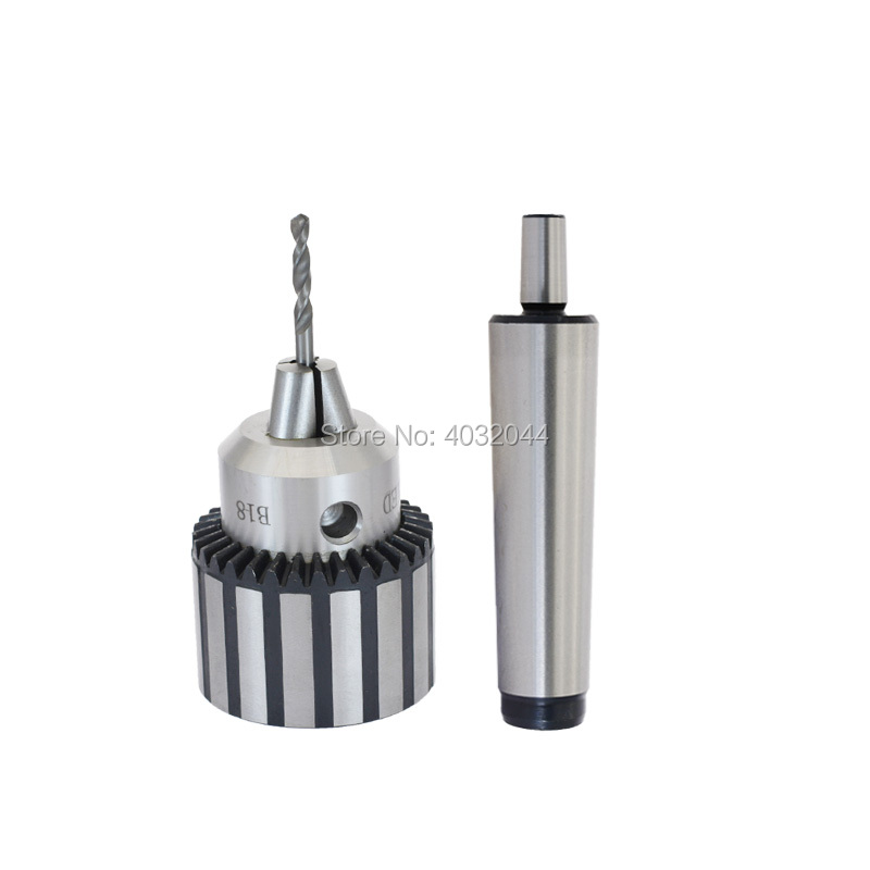 3-16mm Drill Bit Clamp B16 Box-hat Heavy Type Metal for Spanner Drill Machine