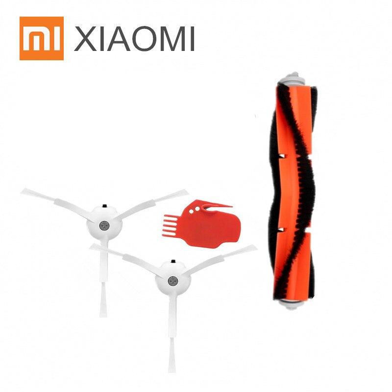 Подходит для Xiaomi Mi робот пылесос части боковая щетка X2PC, основной щетки X1PC, инструмент * 1 шт