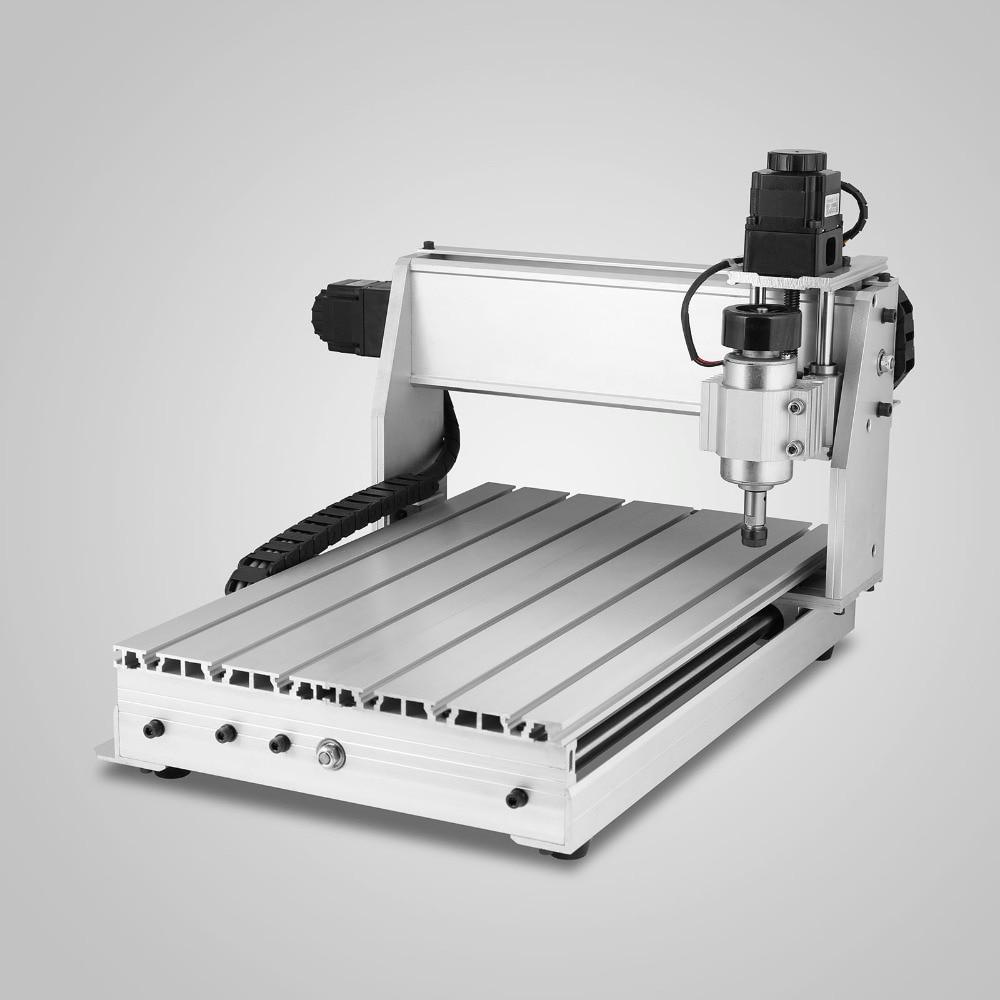 USB CNC routeur gravure Cutter 4 axes 3040T USB Port routeur bureau Laser graveur grande gravure 3D