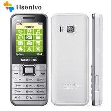 E3210 100% Original Unlocked Samsung E3210 GSM One Sim Card FM Bluetooth FM Radi