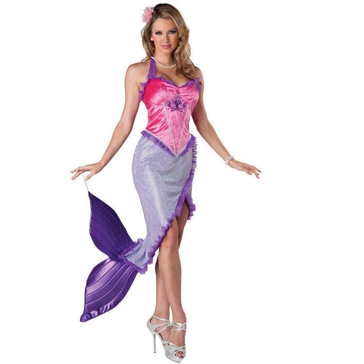 mermaid halloween costume Adult
