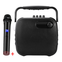 T 2318A portable small portable outdoor speaker super loud wireless Bluetooth high power player with microphone