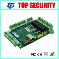 Good Quality 4 Doors Access Control Board TCP IP Smart Card Door Access Control System High