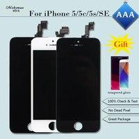LCD Screen Replacement For IPhone 5S SE 5C 5 Pantalla LCD Display Digitizer Repair Assembly Tools