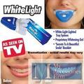 Higiene Oral Producto TV Sistema whitelight White Light Blanqueador blanqueamiento de Dientes Kit blanco Como Se Ve OnTV