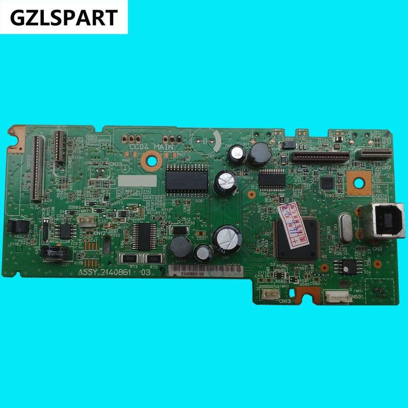 FORMATTER PCA ASSY Formatter Board logic Main Board MainBoard mother board for EPSON L220 220