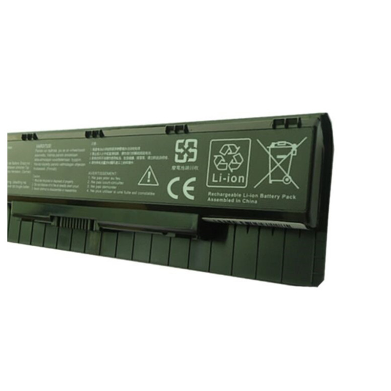 Image 2 - high quality  5200mAh New A32 N56 Battery for ASUS N46 N46V N46VJ N46VM N46VZ N56 N56V N56VJ N56VM N76 N76VZ A31 N56 A33 N56-in Laptop Batteries from Computer & Office on