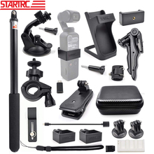 STARTRC Gimbal Camera OSMO Pocket Expansion Accessories Kit / 21 In 1 Handheld Action Camera Mounts Parts For DJI OSMO Pocket