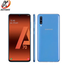 Original New Samsung Galaxy A70 A705MN-DS Mobile Ph
