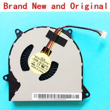 New laptop CPU cooling fan Cooler radiator Notebook for Lenovo IdeaPad 100 110 15 100-15 110-14IBR 110-15ACL 100-15IBD 4-Pins