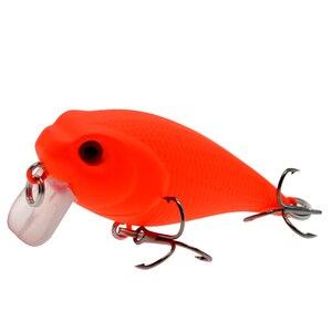 Image 5 - 55mm 9g מותאם אישית סיטונאי פלסטיק קשיח גוף פתיונות מלאכותיים פיתיון יפן Crankbait הפיתוי דיג Pesca