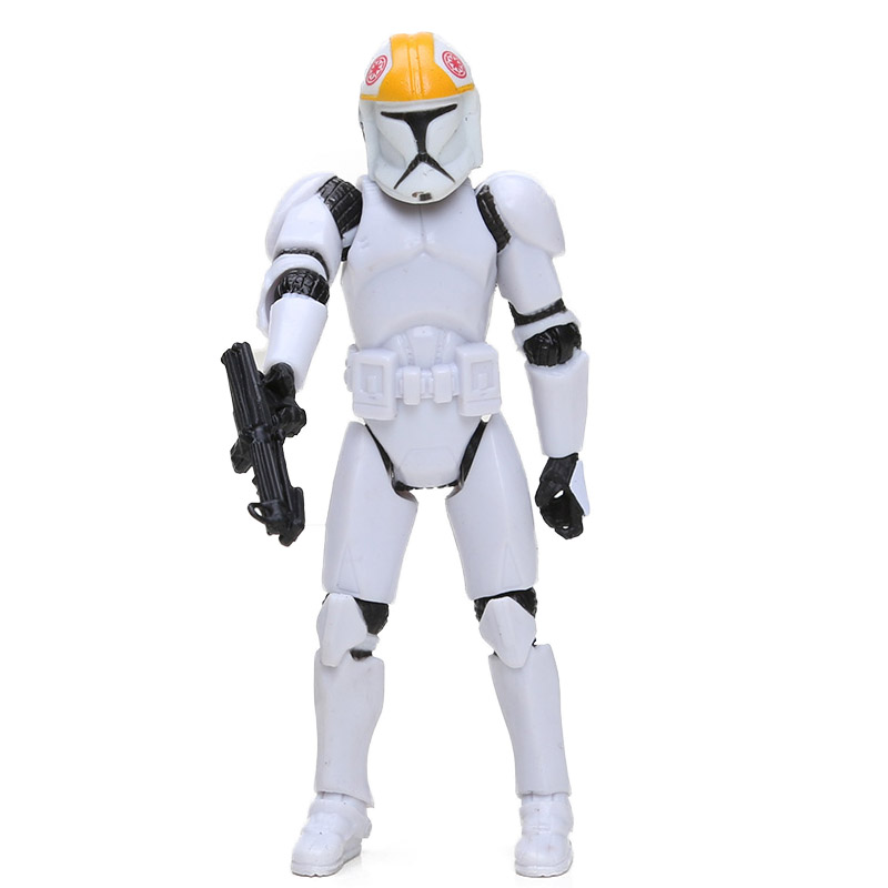 Airborne Clone Trooper Action Figures