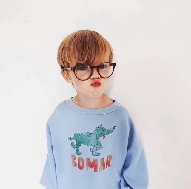 Presale 2018 Autumn Baby Boy Clothes Kids TAO Brand Poker Sun Stripes Bear  Sweatshirt Girls Tops 7fa3865219e8