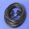 10 м ILDA кабель с DB25 Femal к Male для сценический лазерный светильник PC контроллер