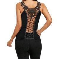 Модные женские рубашки blusas 2018 S/2XL кружевными бретельками сзади открытые топы летние блузы feminina A20