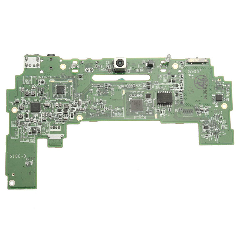 Replacement PCB Board Original Motherboard for WII U GamePad Controller Repair