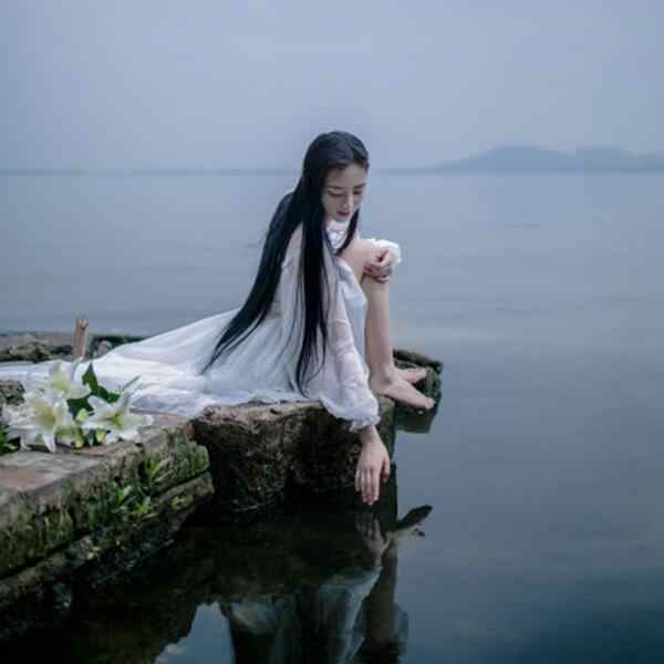 Mädchen Fee Chiffon Maxi Kleid Frauen Weiße Kleider Lange Laterne Hülse Fantasie Elegante Hohe Qualität Bodenlangen Kleid DF875