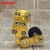 Motorcycle Aluminum Chain Tensioner Chain Adjuster Bolt Roller Adjust FOR KTM RC8 R 1290 Super Duke