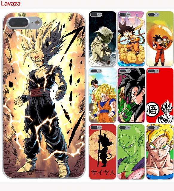 coque dragon ball iphone 8 plus