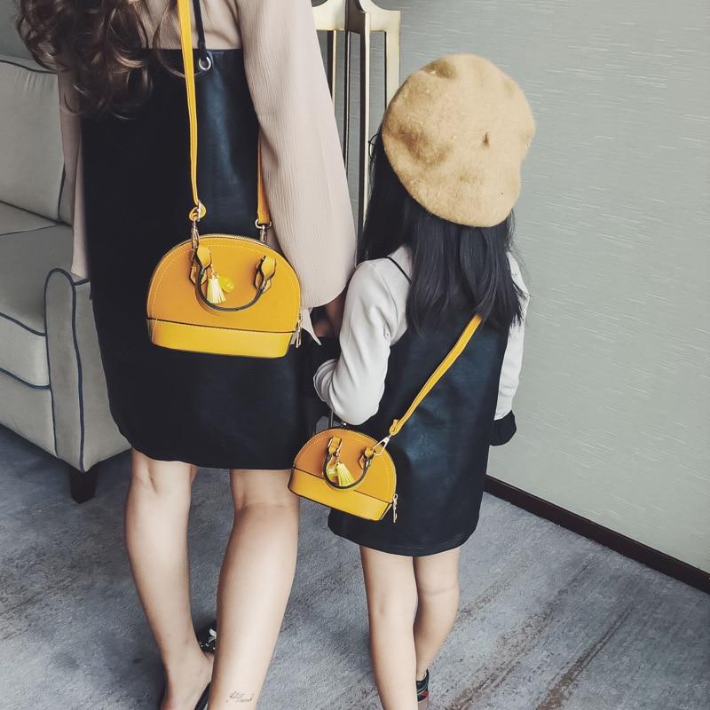 GOWINLIN Для женщин сумка клатч женский Женская кожаная обувь сумки 2018 детей crossbody сумки для Для женщин девушки родители-дети сумка