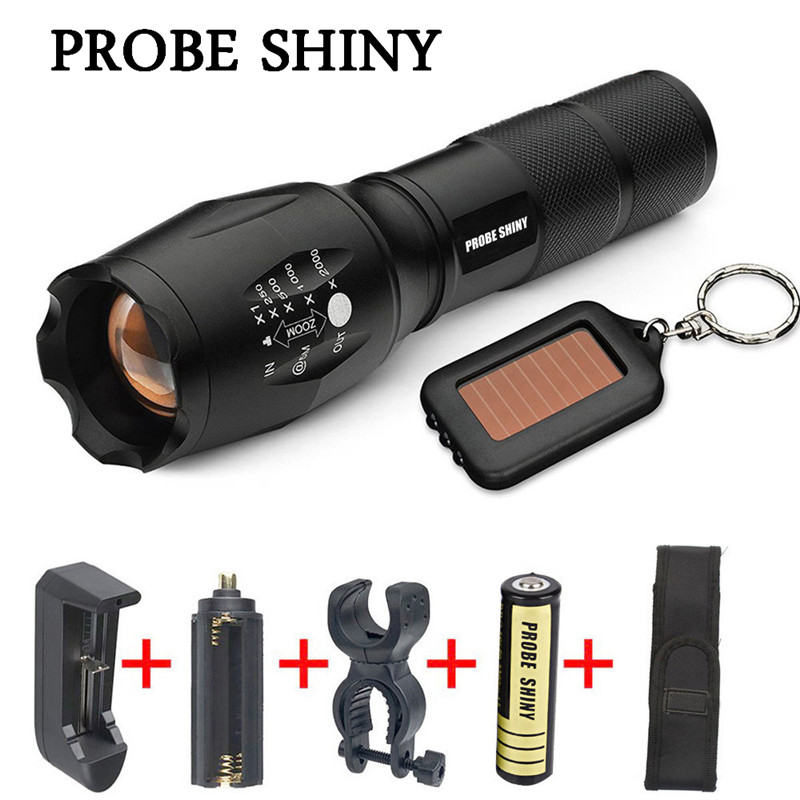 XM-L LED G700 X800 Tactical Flashlight Waterproof Cycling Bicycle Bike Front Head Light Military Shadow Hawk Key chain M20 jetbeam bc40gt flashlight searchlight 2750lm xhp50 led cycling bicycle bike front head light outdoor camping accessory m25