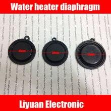 100 pièces membrane de chauffe eau/film de pression deau de gaz/peau de diaphragme de valve deau 45 50 54mm