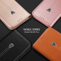 Xundd Brand Case For Samsung Galaxy S8 Plus 6 2 Capa Luxury Flip Pu Leather Case