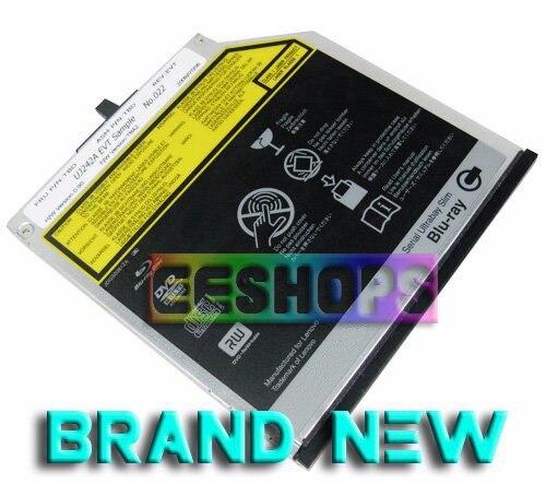 for Lenovo ThinkPad <font><b>Edge</b></font> E540 E440 E531 E431 Laptop <font><b>Blu-ray</b></font> Burner Dual Layer 4X 3D BD-R DL Writer SATA Drive Replacement Case
