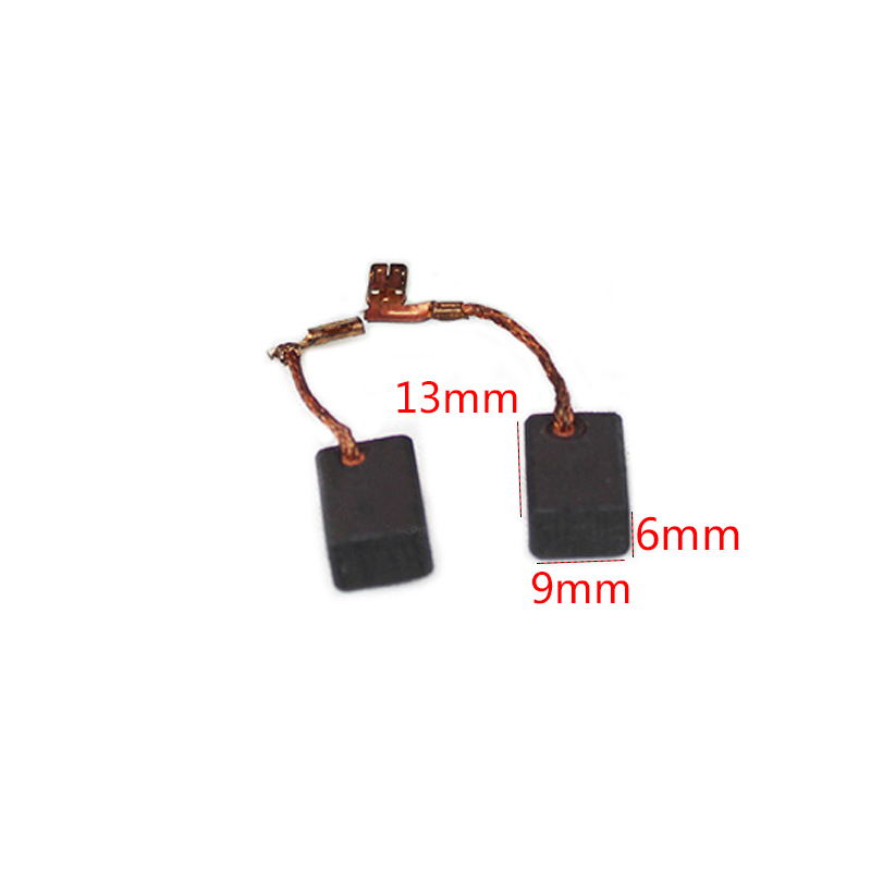 5 Pair Carbon Brush For MAKITA CB459 CB458 CB460 GA4030 GA4031 GA5030 GA4530 PJ7000 MT870 GA4034 GA4534 MT3010C MT91 JS1000
