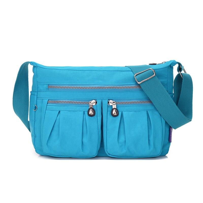 c31ca4d9c25 New Women Messenger Bags European and American Style Waterproof Nylon Female  Crossbody Bags for Women Fashion Brand Shoulder Bag
