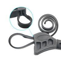 50cm çok fonksiyonlu kemer anahtarı ayarlanabilir şişe açacağı oto yağ filtresi anahtarı|Yağ Filtreleri|Otomobiller ve Motosikletler -
