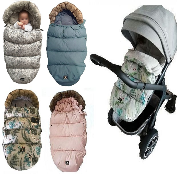 Fleece Footmuff Compatible With iCandy Cherry Camouflage