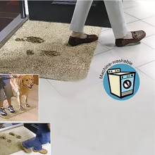 Super Absorbant Magic Door Mat Microfibre Clean Step Washable Doormat Carpet for Home