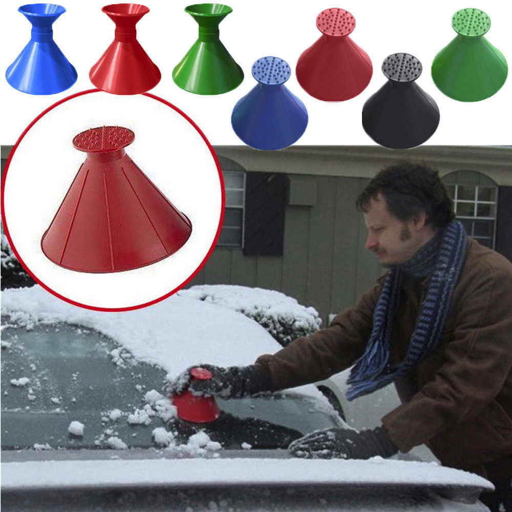 Vehemo Ice Scraper Snow Brush Snow Scraper Car Snow Melter for Auto Ice Shovel Universal Outdoor Automobile for Car Shovel otomatik çadır