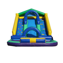 high quality commercial inflatable slide for kiddie outdoor sport customized inflatable bouncer toys with CE/UL blower