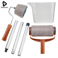 Doersupp Decorative Paint Roller Painting Brush Household Wall Paint Tool Sets Hot Sale
